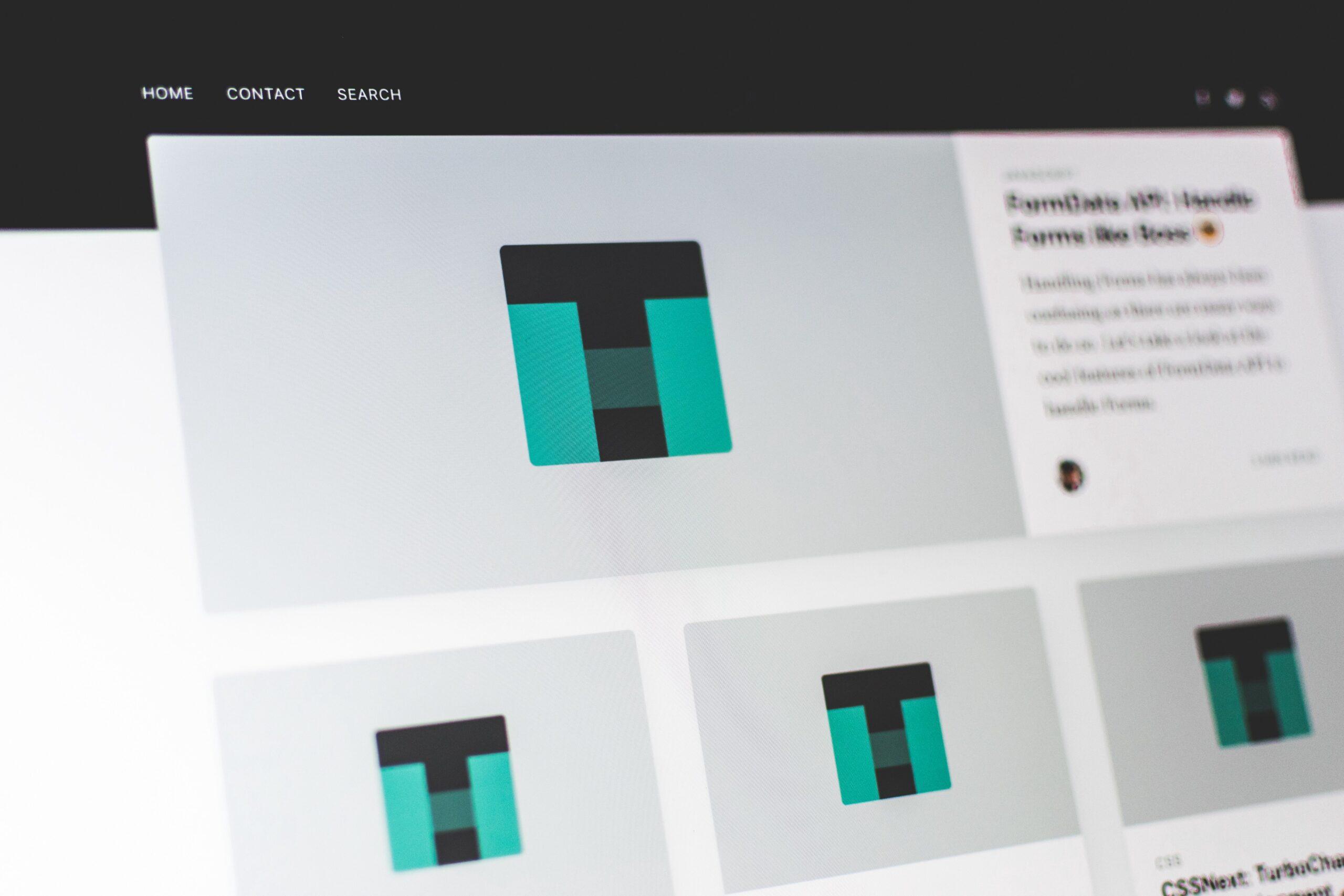 Image of websites